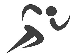 Youth Track & Field Logo